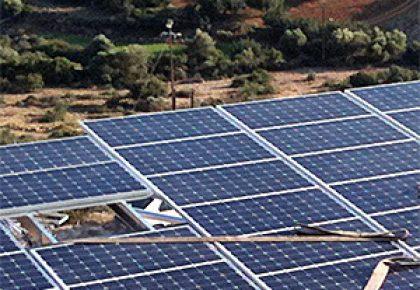 Ανανεώσιμες πηγές ενέργειας.