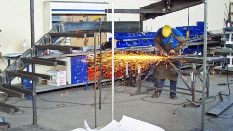 Κατασκευές Σιδήρου